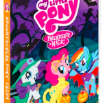 My Little Pony: Friendship is Magic: Spooktacular Pony Tales DVD Review