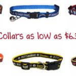 NFL Pet Collars