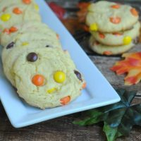 Easy Fall Cake Mix Cookies Recipe