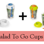 Salad To Go Cups