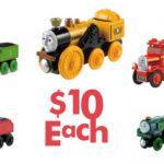 Thomas Wooden Railway Cars
