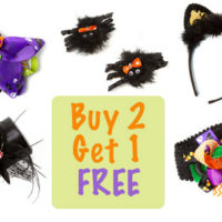 Claire's Hair Accessories Buy 2 Get 1 FREE