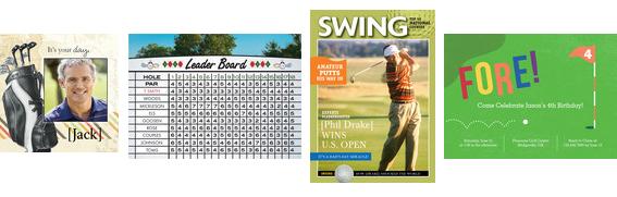 golf cards