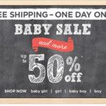 Gymboree Baby Sale