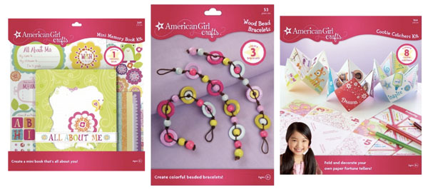 American girl craft kits as low as shesaved for American girl craft kit