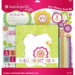 American Girl Crafts Memory Book