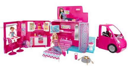 Barbie Dreamhouse Camper