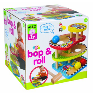 Bop & Roll Baby Toy
