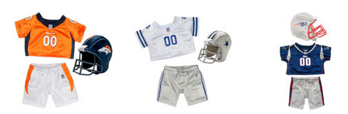 Build-A-Bear NFL Gear