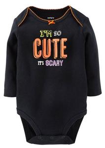 Carter's Baby Halloween Bodysuit