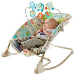 Fisher-Price Deluxe Infant Rocker