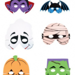 Foam Halloween Masks