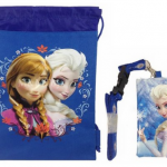 Frozen Drawstring Backpack