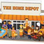 Home Depot Workshop FREE Give and Save Bank
