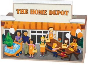 Home Depot Workshop