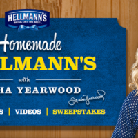 Homemade Hellmann's Sweepstakes
