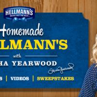 Homemade Hellmann's Sweepstakes