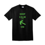Keep Calm and Mincraft On T-Shirt