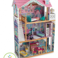 KidKraft Annabelle Dollhouse For $99 Shipped