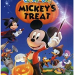 Mickey Mouse Clubhouse Mickey's Treat DVD For $7.99 Shipped