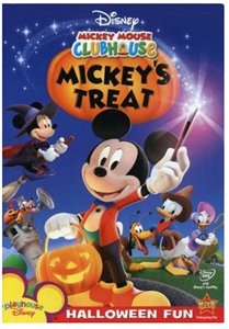 Mickey Mouse Clubhouse Mickey's Treat DVD For $7 99