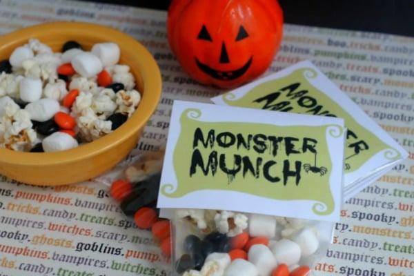 Monster Munch Recipe