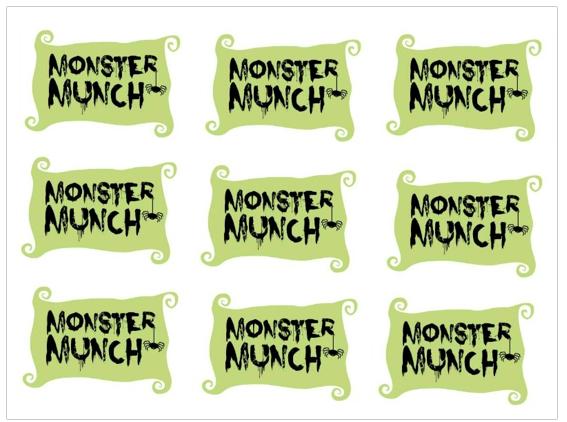 MonsterMunch