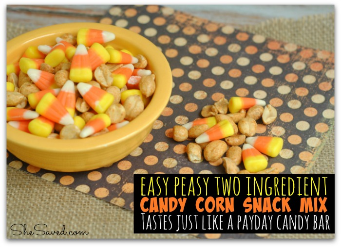 Payday Candy Corn