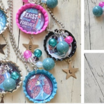 Personalized Frozen Inspired Necklaces