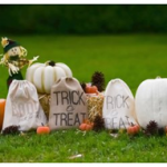 Personalized Trick Or Treat Bags