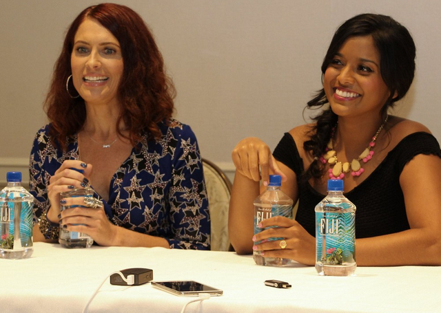 #DisneyInHomeEvent Star Wars Rebels: My Interview with Vanessa Marshall & Tiya Sircar