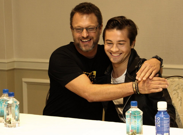 #DisneyInHomeEvent My Interview with Interviews: Steve Blum & Taylor Gray from Star Wars Rebels