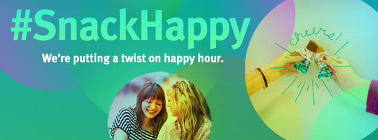 Snack Happy Sweepstakes