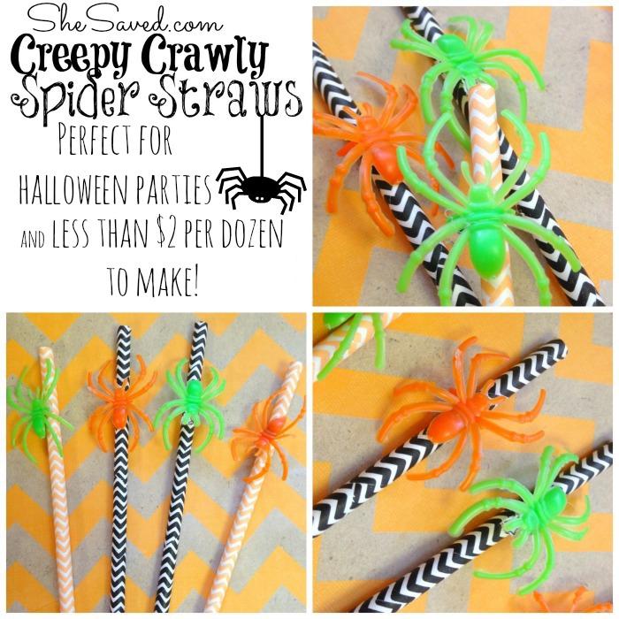 Spider Straws