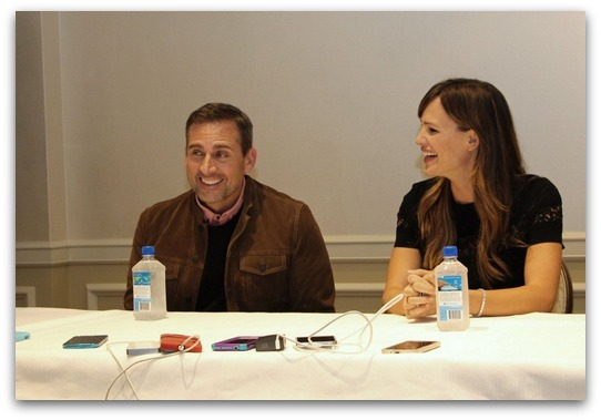 Disney Insider: Steve Carell and Jennifer Garner Interview #VeryBadDayEvent
