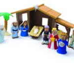 Tales of Glory Nativity Playset