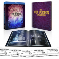 The Tim Burton Collection & Hardcover Book For $26.49 Shipped