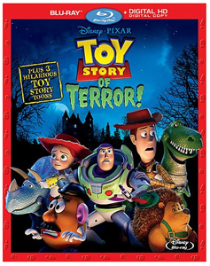 Toy Story of Terror Blu-ray