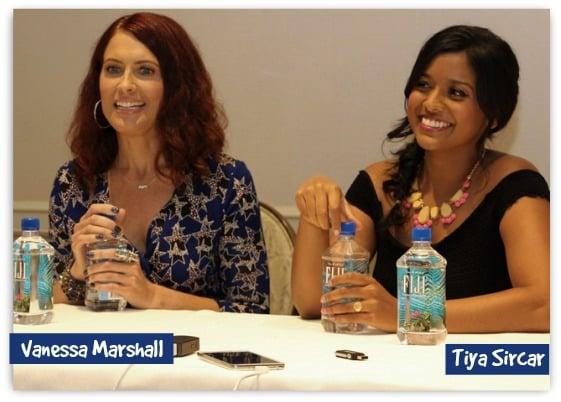 Vanessa and Tiya