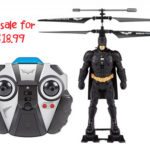 World Tech Toys DC Comic Superheroes Helicopter