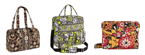 Vera Bradley 60% Off Select Colors + FREE Vera Bag With ...