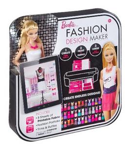 Barbie Fashion Design Maker Doll For $36