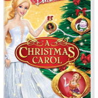 Barbie in a Christmas Carol DVD For $3.99 Shipped