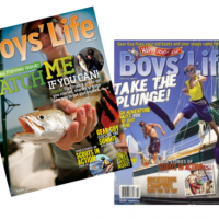 Boys' Life Magazine for $4.99/year