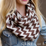 Cents Of Style Winter Knit Scarves For $7.95 Shipped + FREE Earrings!