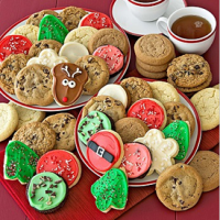 Cheryl's Holiday Cookie Assortment For $29.99