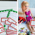 Christmas Elf Cards