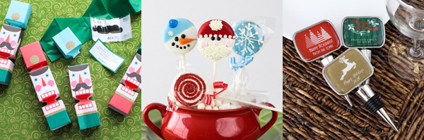 Christmas Party Favors Your Guests Will Love