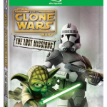 STAR WARS: THE CLONE WARS: THE LOST MISSIONS coming to Blu-Ray and DVD November 11th!