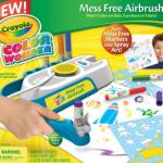 Crayola CW Mess Free Airbrush